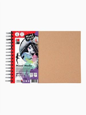 Marabu-Ring-binder-Mixed-Media,-DIN-A4-300-gm²-32-sheets