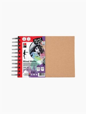 Marabu-Ring-binder-Mixed-Media,-DIN-A5-300-gm²-32-sheets