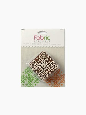 Fabric Creation Print Block Md Baroque Mdln