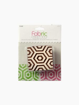Fabric Creation Print Block Md Hex Hnycomb