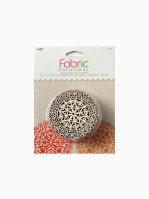 Fabric Creation Print Block Md Lace Dollie