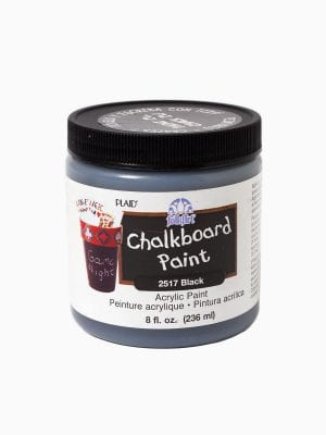 Folkart Chalkboard Acrylic Paints Black