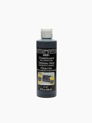 FolkArt ® Chalkboard Multi-Surface Paint - Black, 8 oz. - 2651