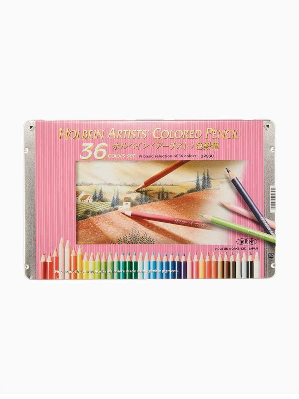 Holbein Set of 36 Colors