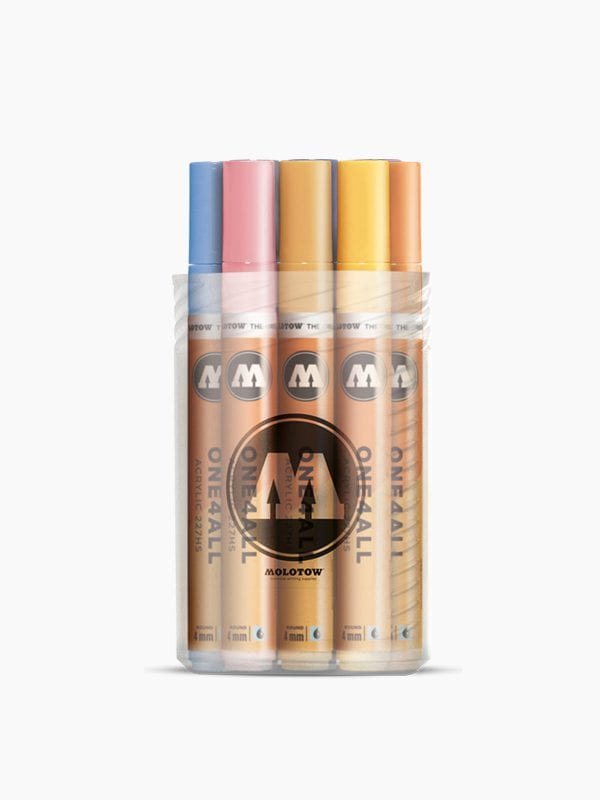 MOLOTOW ONE4ALL 227HS Pastel-Kit