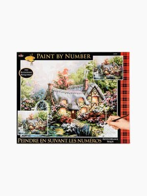 Plaid Pbn-Cottage Mill 16X20-24Pp