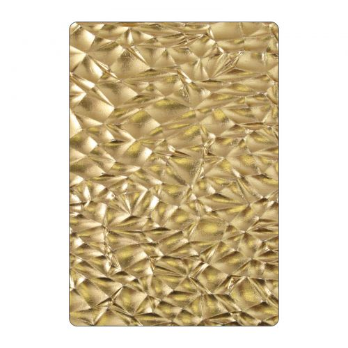 3D TEXTURED IMPRESSIONS EMBOSSING CRACKLE BY TIM